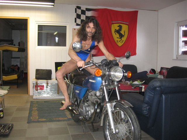 string Motorrad