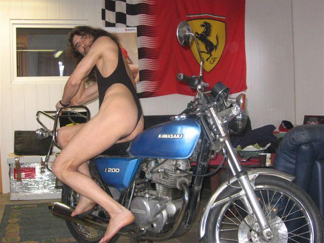 Engine Motorrad