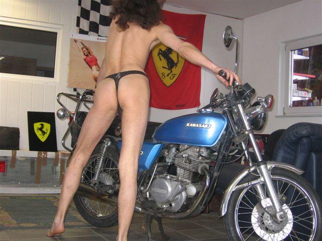brasilianisch Motorrad