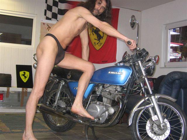 bikini Index Motorrad