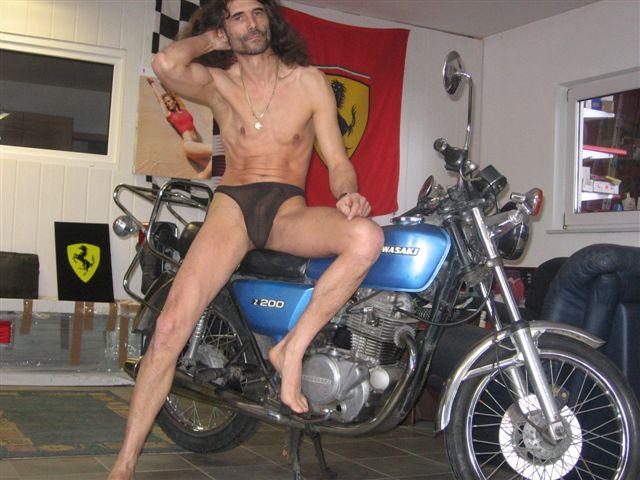 Ferien Motorrad