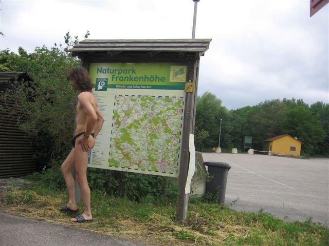 bikini models Naturpark