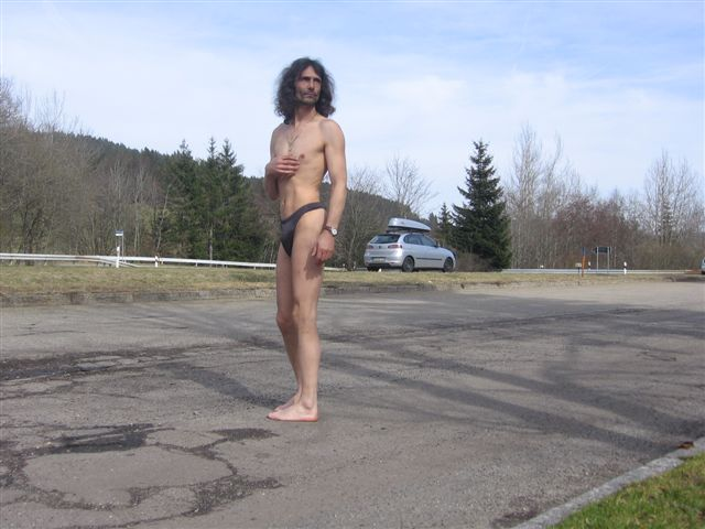 Swim Parkplatz 2008