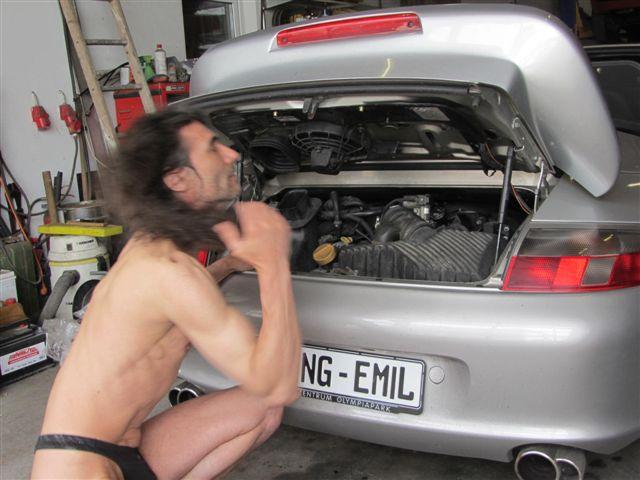 bikinimode Porsche