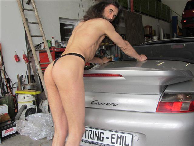 panties Porsche