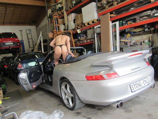 Engine Porsche