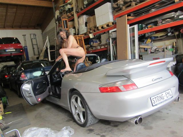 Tanga Porsche