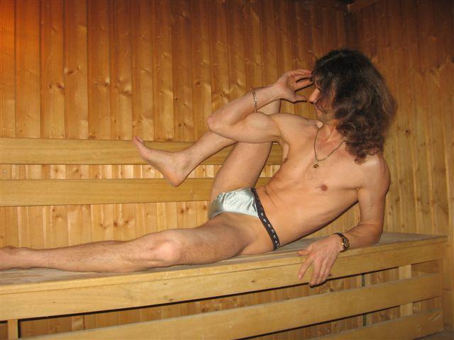 Höschen Sauna