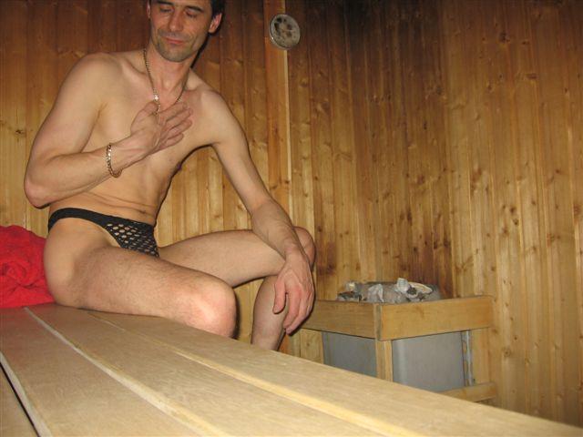 Kollektion Sauna