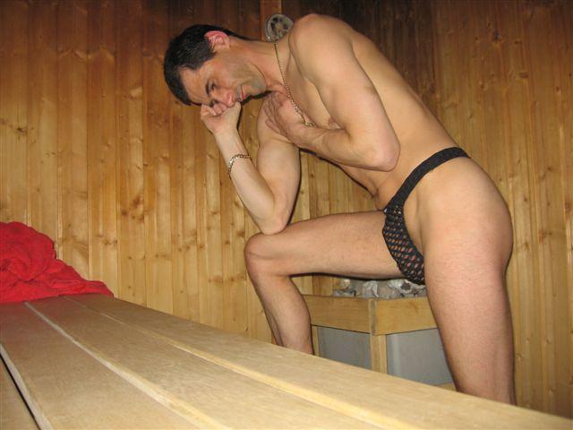 density Sauna