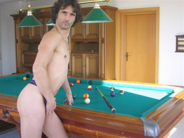 tiny bikini Snooker