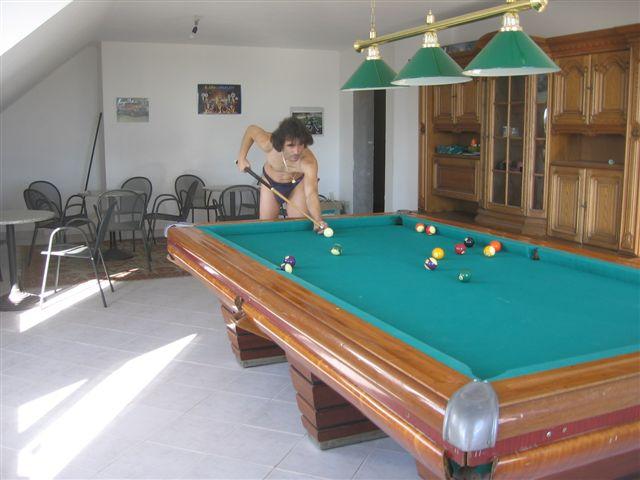 Ferien Snooker