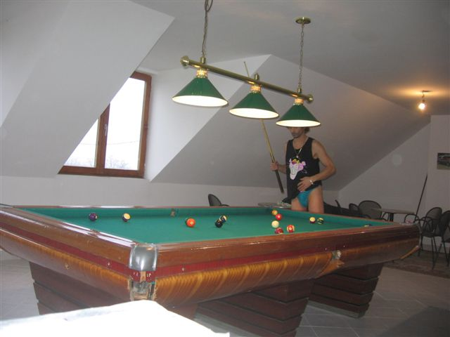 Ferien Snooker