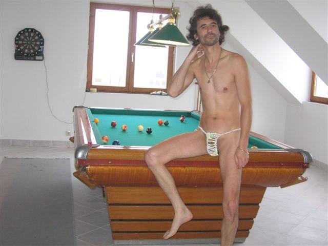 underwear Snooker