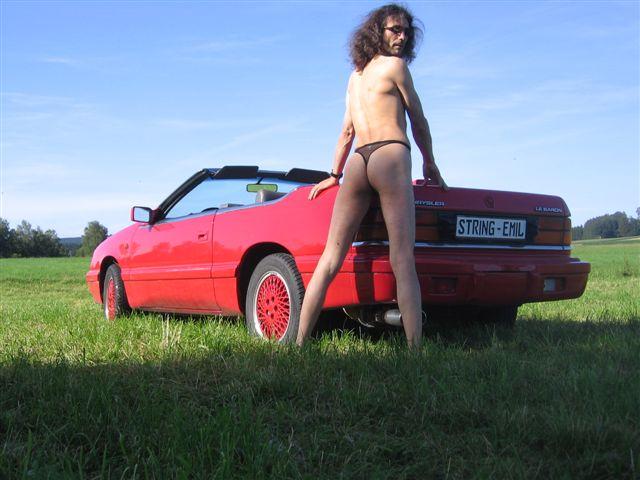 Ferien Sportwagen