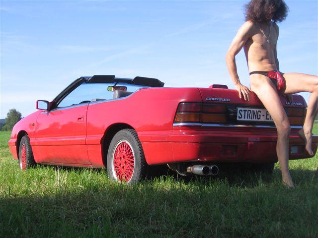 hipster Sportwagen