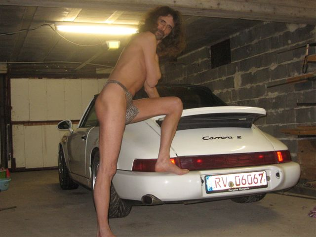 panties Sportwagen