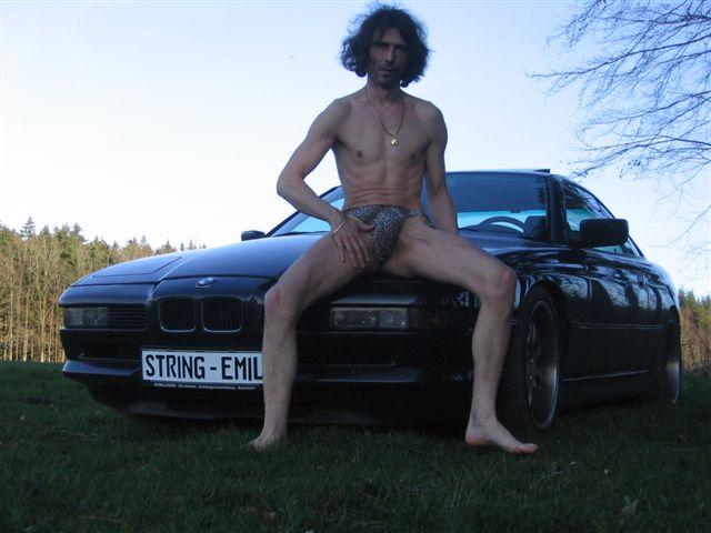 sexy page Sportwagen