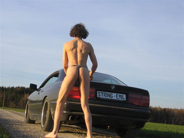 Urlaub Sportwagen