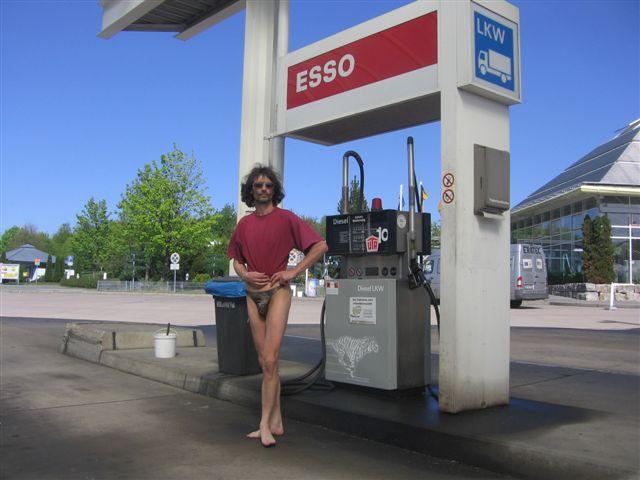 Kollektion Tankstelle