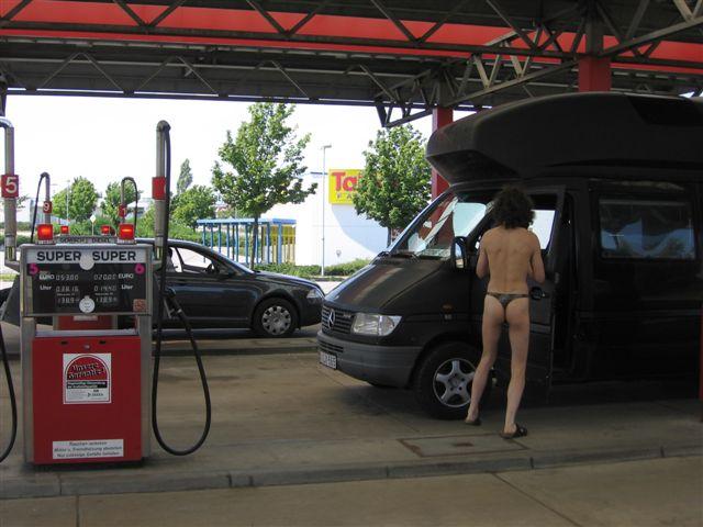 bodensee Tankstelle