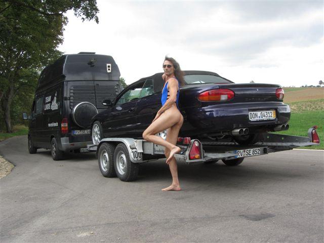 bikinimode Troedeltrupp