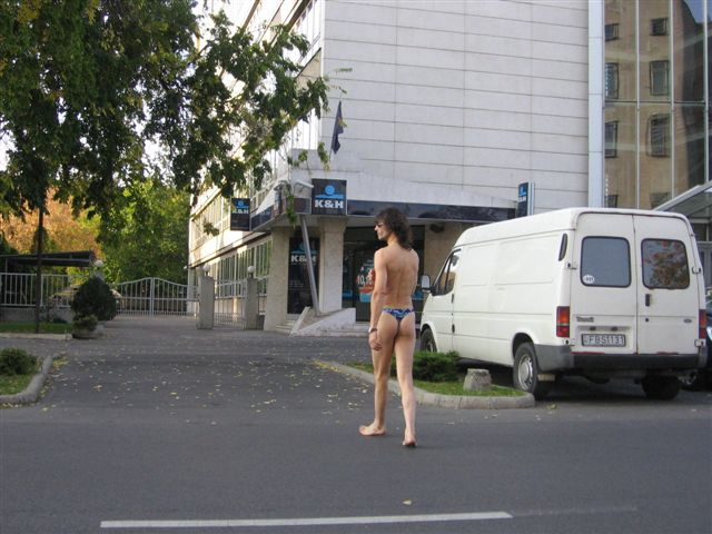 Höschen Urlaub 2008