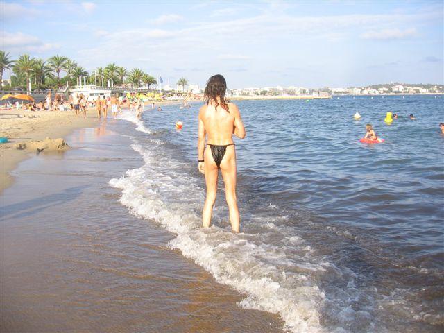 Dessous Urlaub 2010