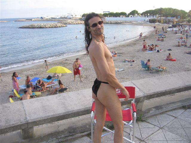 panties Urlaub 2010