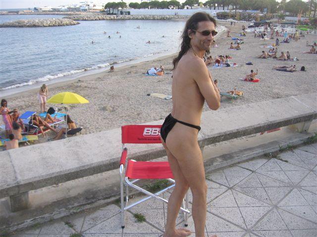 badestring Urlaub 2010