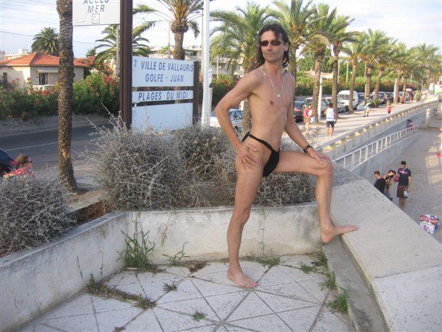 knappes Stoffdreieck Urlaub 2010