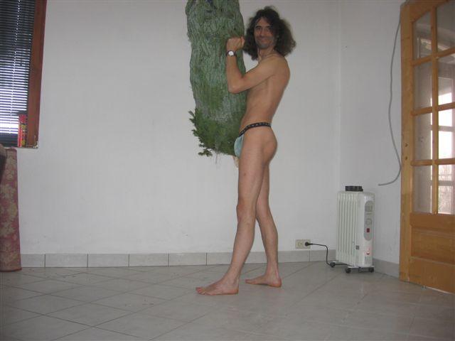 thong bikini Weihnachten