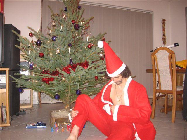 micro Weihnachten