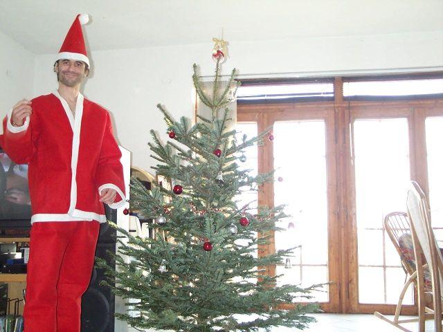 hipster Weihnachten