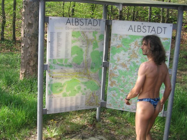 panties Tour/Albstadt