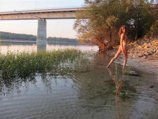 Microbikinis Tour/Donau