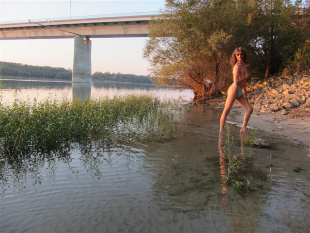 bikinimode Tour/Donau