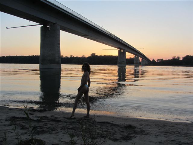 panties Tour/Donau