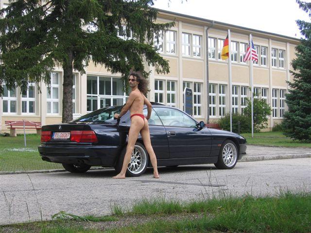 bikini models Tour/Dresden