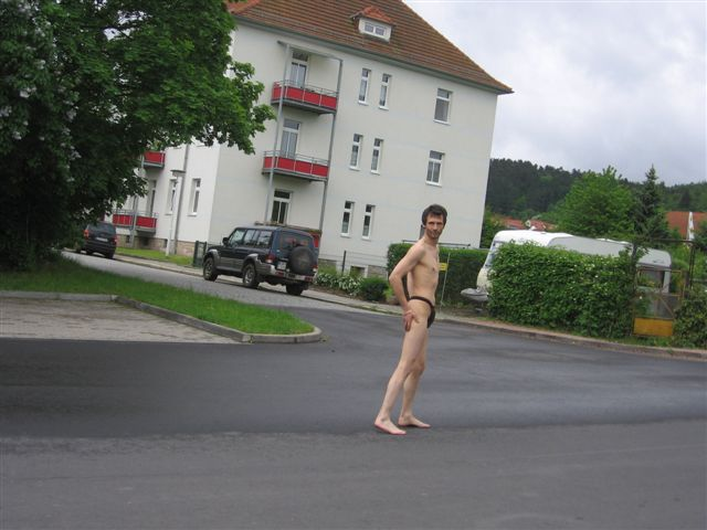 underwear Tour/Eisenach