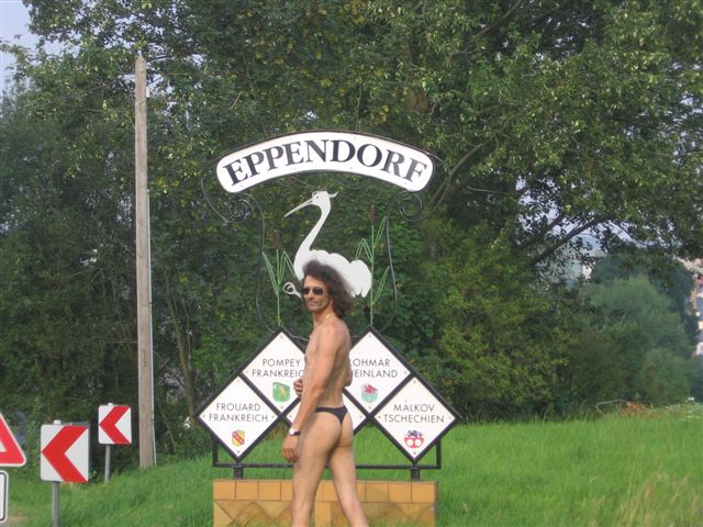 badestring Tour/Eppendorf