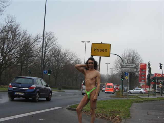 sexy page Tour/Essen