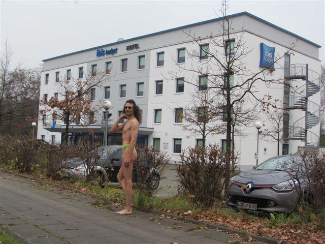 underwear Tour/Essen