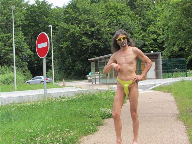 panties Tour/Frankreich