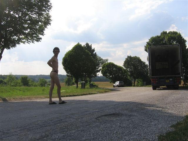 bikinimode Tour/Frankreich