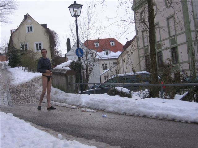 thong bikini Tour/Freising