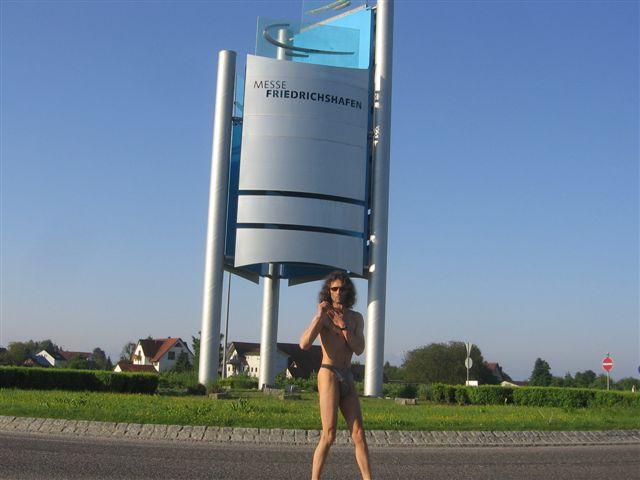 underwear Tour/Friedrichshafen