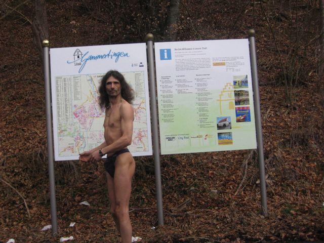 Men String Tanga Tour/Gammertingen