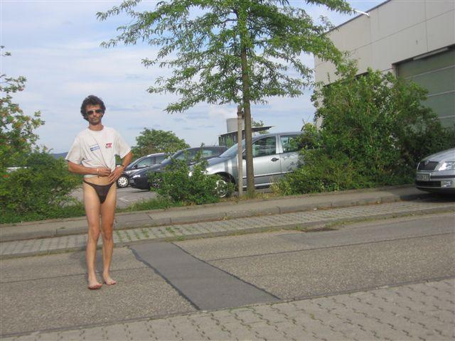 thong bikini Tour/Heilbronn