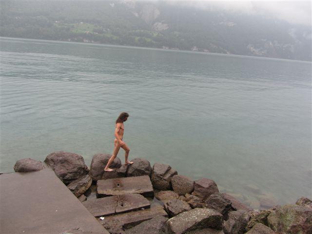 einkauf Tour/In der Schweiz